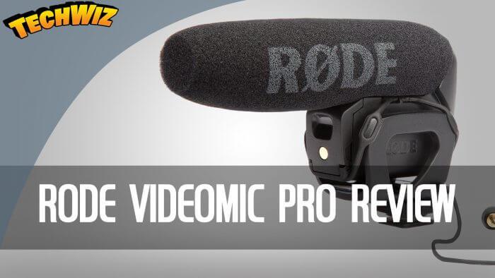 Rode Videomic Pro Review – Canon DSLR Shotgun Microphone