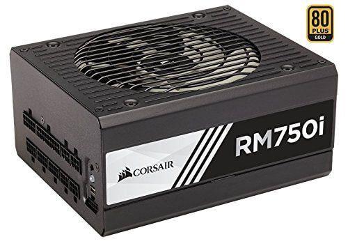 CORSAIR RM750i High Performance Power Supply ATX12V / EPS12V 750 Power Supply