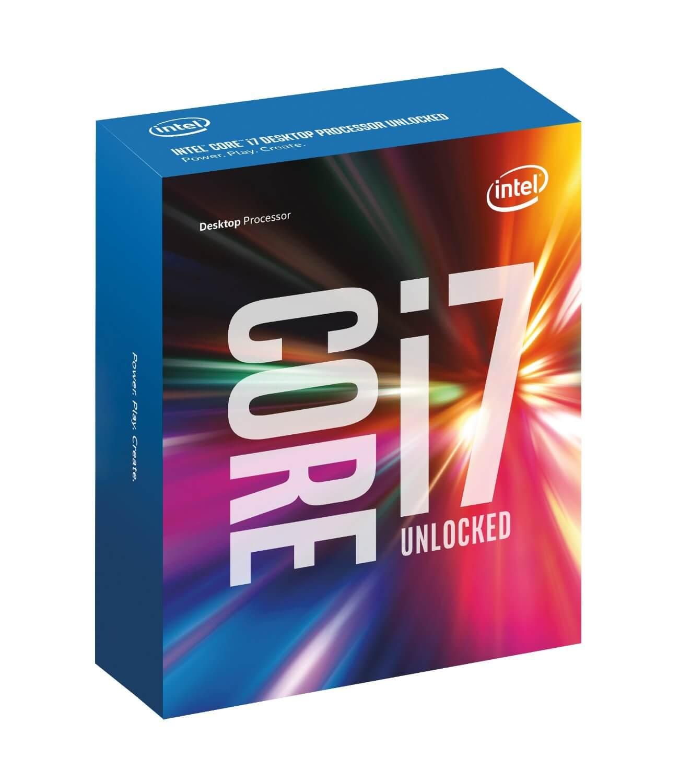 Intel Core i7 6700K CPU