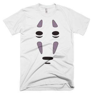 A Shirt With No Face – Spirited Away Inspired T-Shirt