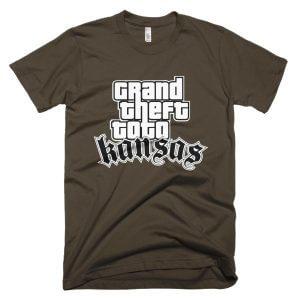 Grand Theft Toto Kansas – GTA Inspired T-Shirt