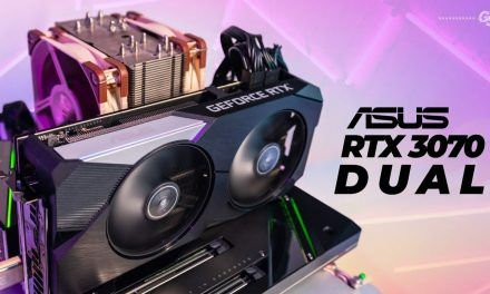 ASUS RTX 3070 DUAL – Windows & Linux Tested