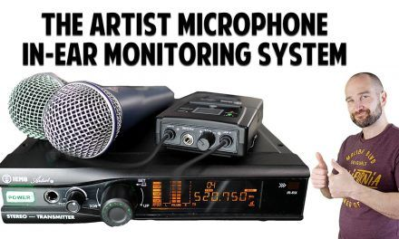 Artist Guitars IME8 Wireless In Ear Monitoring System Review