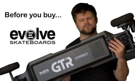 Before you buy an Evolve Carbon GTR Electric Skateboard   TechManPat