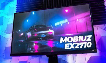 BenQ Mobiuz EX2710 1080p 144hz IPS Just Got BETTER!