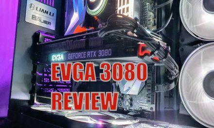EVGA RTX 3080 XC3 Ultra Review