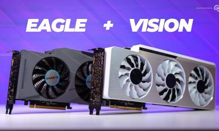 Gigabyte RTX 3080 EAGLE and VISION – Windows & Linux Tested!