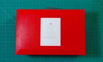 Google Sent Me A Mystery Red Box