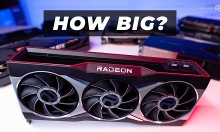 How BIG is BIG NAVI? AMD Radeon 6800 XT vs Other GPUs Size Comparison