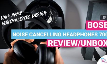 I Can't Hear You! – Bose Noise Cancelling Headphone 700 Review