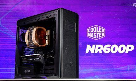 I Helped Design This Workstation Case – Cooler Master NR600P