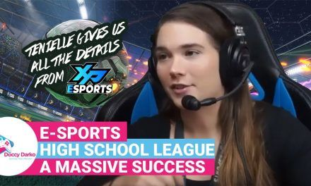 Interview: Tenielle from XP Esports | High School League