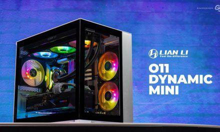 Lian-Li O11 Dynamic Mini: It's Not Sure What It Wants To Be