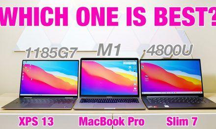 M1 MacBook Air/Pro or Intel MacBook Or PC?  M1 v 11th Gen 1185G7 v AMD 4800U Battle Will Be Epic TBA