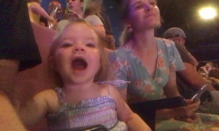 Maggies First Concert