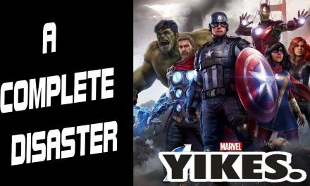 Marvel's Avengers…IS TERRIBLE.  A DISASTER!