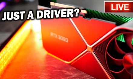 RTX 3000 Issues… Just a Driver? (live w/ gearseekers)