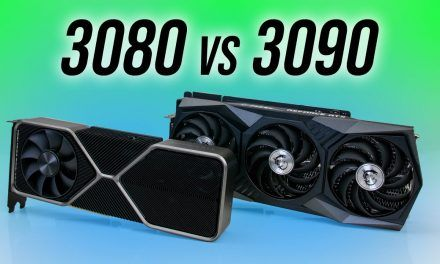 RTX 3080 vs 3090 – What Does 2x Price Get You?