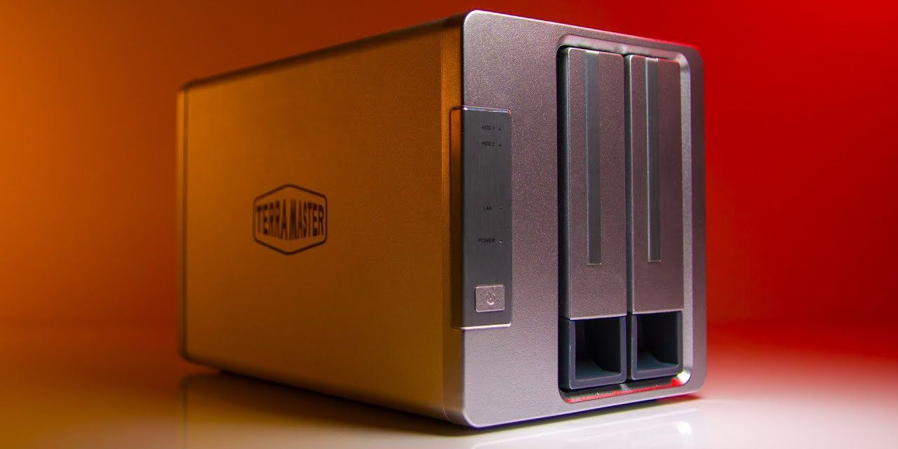 Terramaster F2-210 2 Bay NAS for Under $150 – Review and HOW TO Setup Guide