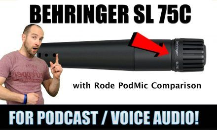 The Best Cheap Podcast Mic? (vs the Rode PodMic)