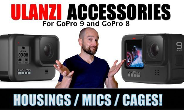 Ulanzi GoPro 9 and GoPro 8 Accessories Tested!