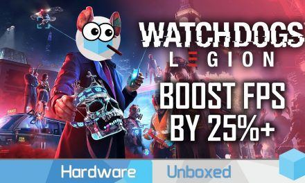 Watch Dogs Legion Optimization + Ray Tracing, DLSS and CPU Testing