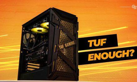 We Got The TUF Stuff! – ASUS TUF GT301 Build