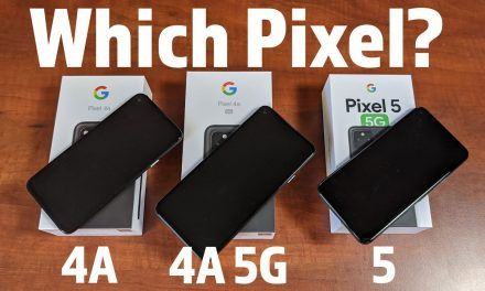 Which Google Pixel to choose? 4a, 4a 5g or 5 #Shorts