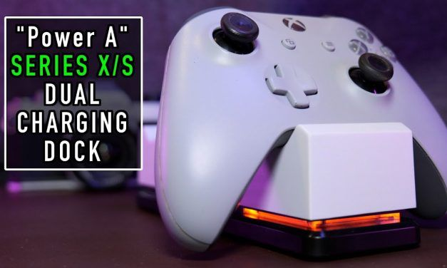 Xbox Series X / S Controller Charge Dock Review