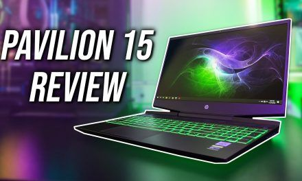 HP Pavilion 15 Review – 4 Core Laptops in Late 2020?