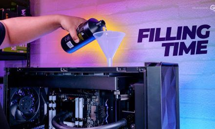 It's Almost DONE! – Dream Water Cooled Editing PC – Part 3