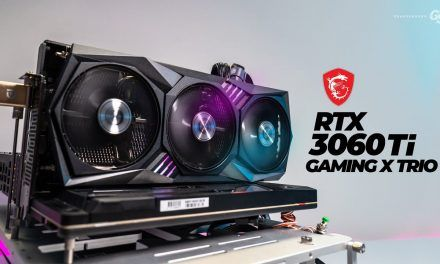MSI RTX 3060 TI Gaming X TRIO – Windows & Linux TESTED! – Please Fix The Aussie Pricing!