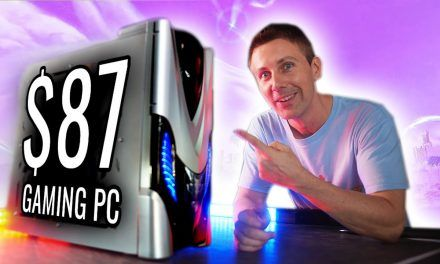 OVER 100 FPS and UNDER $100 Gaming PC