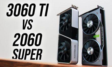 RTX 3060 Ti vs 2060 Super – Is The 2060 Super Dead?