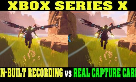"XBox Series X ""CAPTURE & SHARE"" vs REAL CAPTURE CARD – Does it SUCK?"