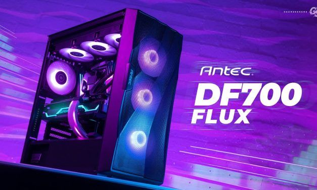 BUDGET Mesh + RGB Bang for BUCK! Antec DF700 FLUX