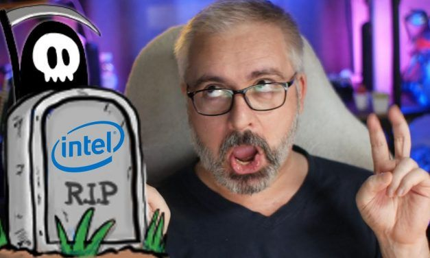 [RANT] INTEL is DOOMED! – Petty Arrogance, Alive & Well