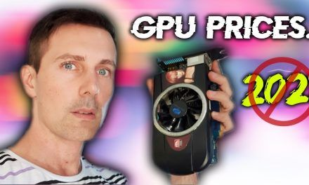 The GPU Market in 2021… is LOST… Will it ever Return to NORMAL?