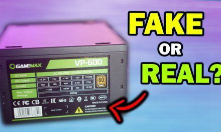 The TRUTH about GAMEMAX Power Supplies…