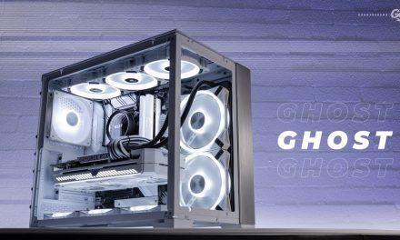Ghost: ROG 5900X 3080 Lian-Li O11D Mini White Build