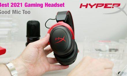 My New Headset & Mic – HyperX Cloud II Wireless & HyperX SoloCast – Finally Something Worthy!