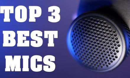 TOP 3 BEST MICS For Youtube, Twitch & Content Creators