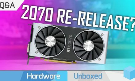 Why Doesn't Nvidia Refresh Old GPUs? Is AM4 a Dead Platform? March Q&A [Part 2]