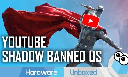 YouTube Shadow Banned Us! WTF Happened?