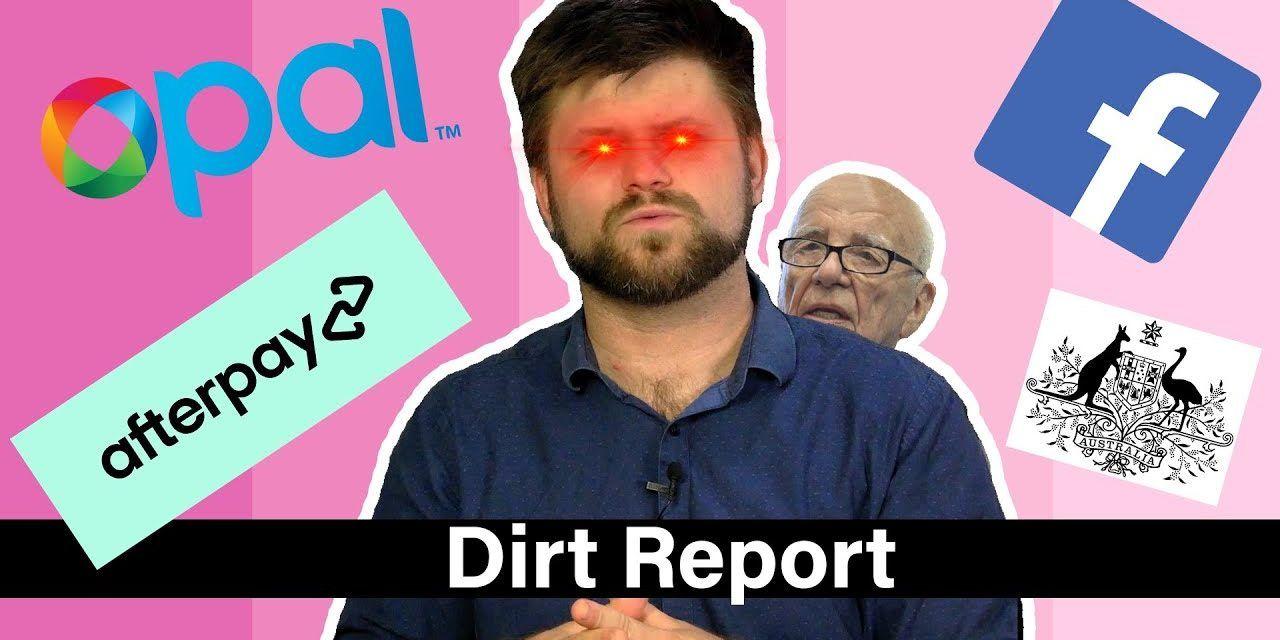Facebook leaks your data, again | Dirt Report