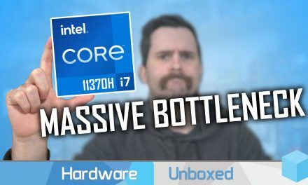 Inadequate: Intel Core i7-11370H Review, Quad Cores Aren't Enough in 2021