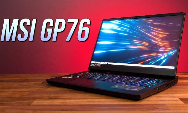 MSI GP76 Gaming Laptop Review – A Cheaper GE76?