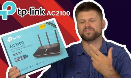 TP-LInk AC2100 Review & Overview   TechManPat