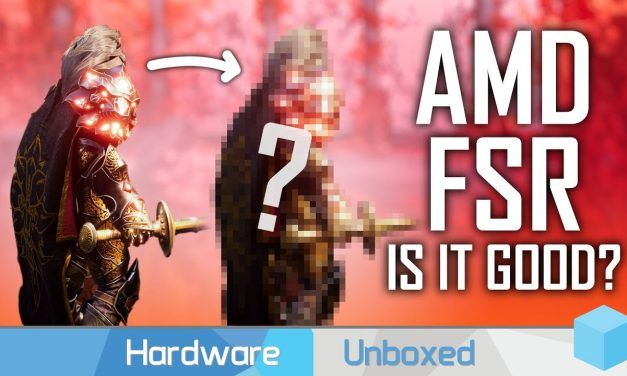 AMD FidelityFX Super Resolution Analysis, Should Nvidia be Worried?