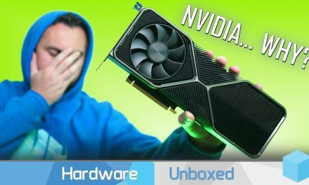 GeForce RTX 3080 Ti Review, Nvidia Fails to Read the Room